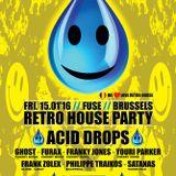 dj Youri Parker @ Fuse - Retro House Party 15-01-2016