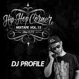 Hip Hop Corner Vol.15 DJ Profile
