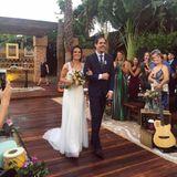 Casamento Tatiana e Rodrigo - Coquetel