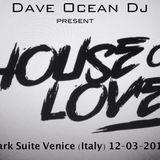 Dave Ocean Dj @ Dark Suite 12 05 2016 Venice ( Italy )