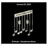 Prisoner of House - DJ Pauly (January 23, 2016)