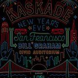 Late Night Alumni - Live @ Bill Graham Civic Auditorium NYE (San Francisco) - 31.12.2017