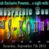 Live at Club Exclusive - DJ S-Konekt - Sept 2013