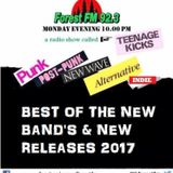 SHOW 228 TEENAGE KICKS FOREST FM NEIL LOMAX 4-12-17