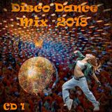 Disco Dance Mix 2018 Kings Day CD1