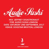 Audio Sushi in the House: Autumn 2017