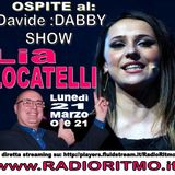 @ Davide DABBY SHOW Lia LOCATELLI ospitesu RADIO RITMO
