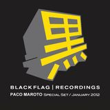 Paco Maroto Special Blackflag Set - Jan 2013