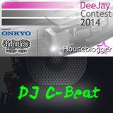 DJ C-Beat - Houseblogger DJ Contest Mix
