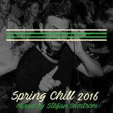 Spring Chill 2016 - Mixed by Stefan Broström