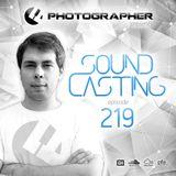 Photographer - SoundCasting 219 [2018-08-24]