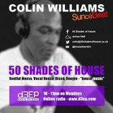 160117 Colin W 50 Shades of Soulful House on www.d3ep.com