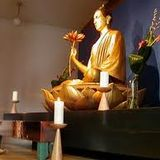 Manchester Buddhist Centre Interview (includes meditation session )
