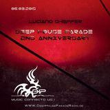 Luciano Scheffer @ 2nd Anniversary | deephouseparaderadio.de