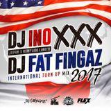 DJ INO DJFAT FINGAZ INTERNATIONAL TURN UP MIX