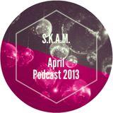 S.K.A.M. - Promo Mix [04.13]