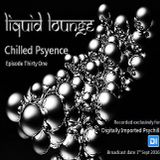 Liquid Lounge - Chilled Psyence (Episode Thirty One) Digitally Imported Psychill September 2016