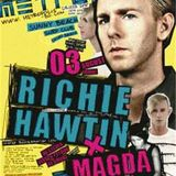 Richie Hawtin  Live @ Metropolis,Cacao Beach 03 08 2007