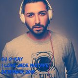 DJ O-KAY I LOVE JADE MIXTAPE DECEMBER 2015