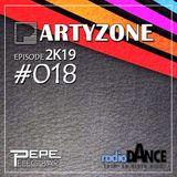 PartyZone by Peleg Bar - #018 2K19 Radio Dance