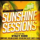 Summer House Mix by Johnny Mack - Sunshine Sessions Mix July 2016 - Warm Up Mix for DJ Stacy Kidd