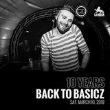 Freee @ 10y Back 2 Basicz @ La Rocca