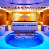 Mark D.A.'s Monday Lounge 75 for MGR London, 10.04.2017
