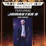 Jamaster A @ Asian Trance Festival (DJ Set) 27-3-2015