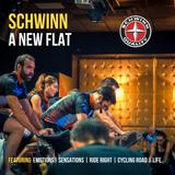 "Schwinn Cycling ""A New Flat"" 80-90 RPMS"