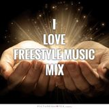 I Love Freestyle Music Mix 2015 - DJ Carlos C4 Ramos
