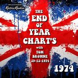 Chart of the year 1974 - Tom Browne