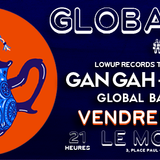 Le mix invité: Global Bass