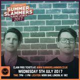 Summer Slammers 2017 Album Launch - 03 - Ekko & Sidetrack @ Work Bar Nightclub London (05.07.2017)