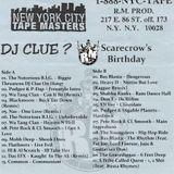 DJ Clue - Scarecrows Birthday - Side A