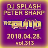 Dj Splash (Peter Sharp) - Pump WEEKEND 2018.04.28.