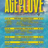 dj Franky Jones @ Age Of Love - Extreme On Monday Room 14-08-2017