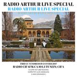 RADIO ARTHUR LIVE SPECIAL 19 JANVIER 2018