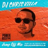 Chris Villa Aug 2015 Power 106 JumpOff