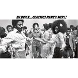 DJ DEXX CLASSIC PARTY MIX