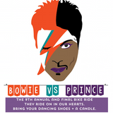 bowie vs. prince volume 3 Warehouse Dance Party Edition RIP 2016