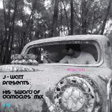 """J-WaTT's """"Sword of Damocles"""" Mix (Feat. Jay Shepheard, German Brigante, Kylie, Damian Lazarus)"""