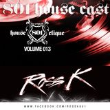 801 Housecast Vol. 13 Mixed By ROSS K