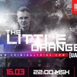 Molotov Cocktail #040 - The Little Orange UA guest mix (16.03.17 Criminal Tribe Radio)