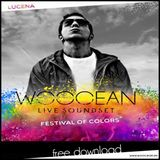 Woocean @ Festival Of Colors Lucena (18.06.2016)