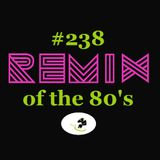 megaMix #238 Remix of the 80's with Bobby D