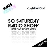 Hot Radio So Saturday 12/01 - Upfront House from Axwell, Kaz James, Wheats, WH0 and more!