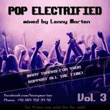 Lenny Marten - Pop Electrified Vol. 3