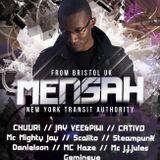 DJ Steampunk & MC J J Jules & MC Mighty Jay @ Zollamt (17-05-2013)