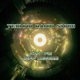 Techno- UK FM-97.4- Radio Show - JULY 2017-JEFF DE VERE