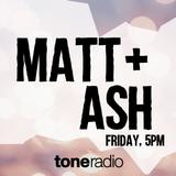 Matt & Ash on Tone - Halloween = Effort, Friday 2nd Nov